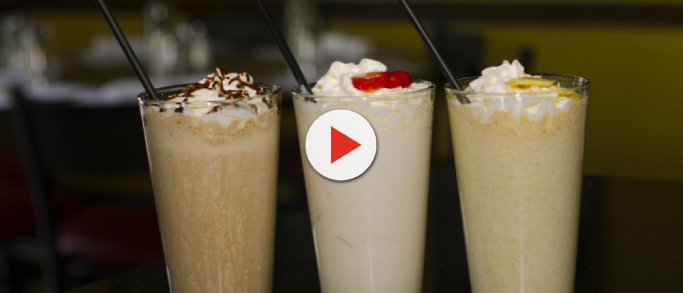 Simple homemade milkshake recipe with variations
