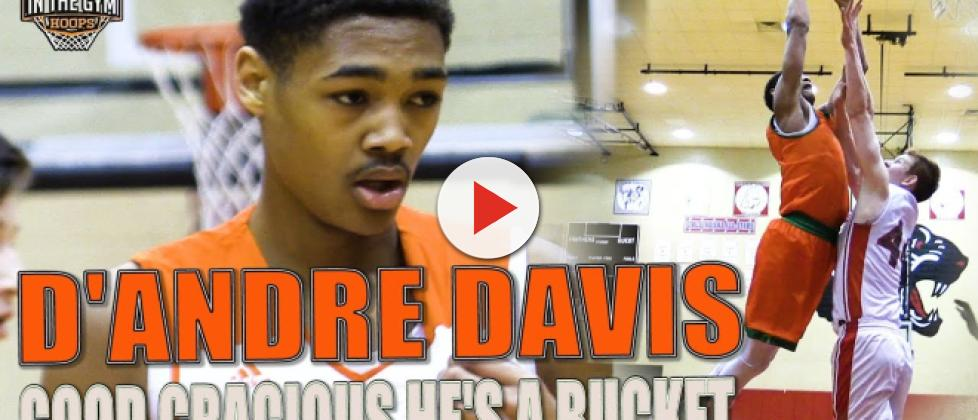 What you should know about D'Andre Davis, the newest Nebraska basketball commit