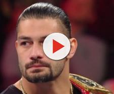 As Roman Reigns made a shocking real-life announcement on Raw, many of his colleagues took to Twitter to wish him well. [Image via WWE/YouTube]