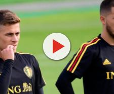 Eden and Thorgan Hazard join the list of brothers who played a ... - extratips.com