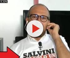 Faraone contro Salvini (Fonte: Matteo Salvini - pagina ufficiale Facebook)
