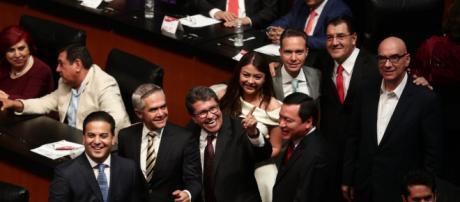 Aunque enfrentan una política agresiva de austeridad, trabajadores del Senado reportaron el gasto más caro del último lustro.