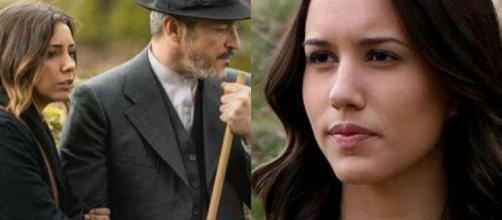Anticipazioni Il Segreto: Emilia e Alfonso raggiungono la nipote Aurora a Parigi