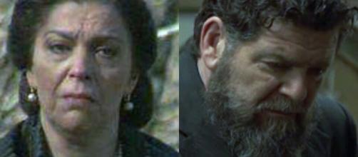 Anticipazioni Il Segreto: Francisca lascia la sua villa, Mauricio preoccupato per Nazaria