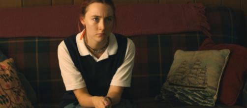 Cena do filme: Lady Bird - A Hora de Voar, Greta Gerwig.