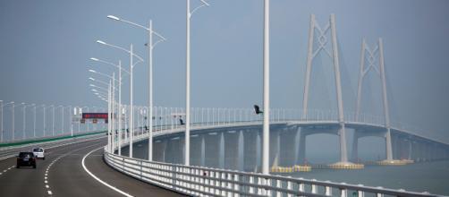El puente más largo del mundo en serios problemas: denuncian que ... - tenemosnoticias.com