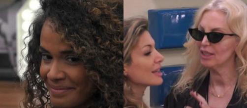 Gf Vip: Martina forse cotta di Francesco, lite tra Maria Monsè e Daniela Del Secco