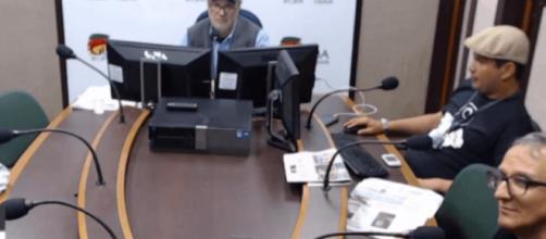 Jornalista não pôde fazer perguntas a Bolsonaro e se demite