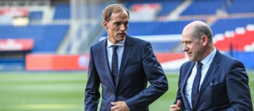PSG | PSG - Clash : Enorme froid entre Thomas Tuchel et Antero ... - le10sport.com