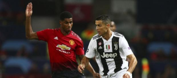 Cristiano tuvo su segundo juego en Old Trafford como rival de su ex equipo. MARCA.com.