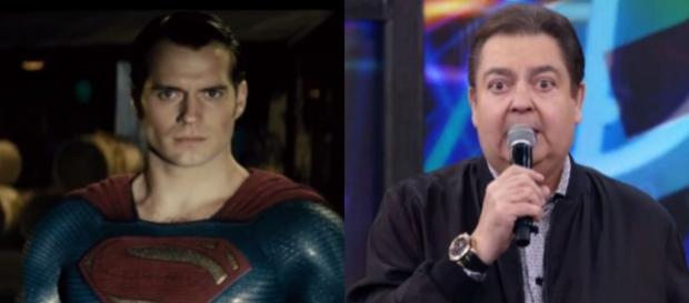 Fausto faz brincadeira com Batman vs Superman e repercute na internet