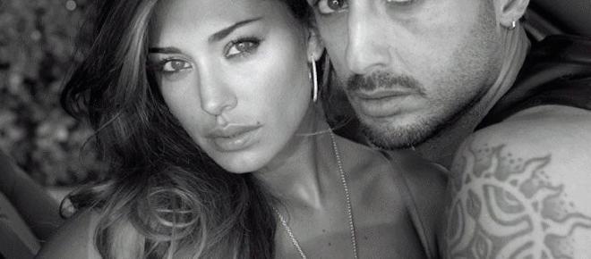 Belen e Fabrizio Corona di nuovo assieme in tv: il video del ballo pubblicato da Parpiglia