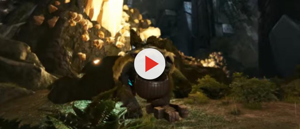 ARK: No large bodies of water in Extinction, devs on Titans in PvE, returning creatures
