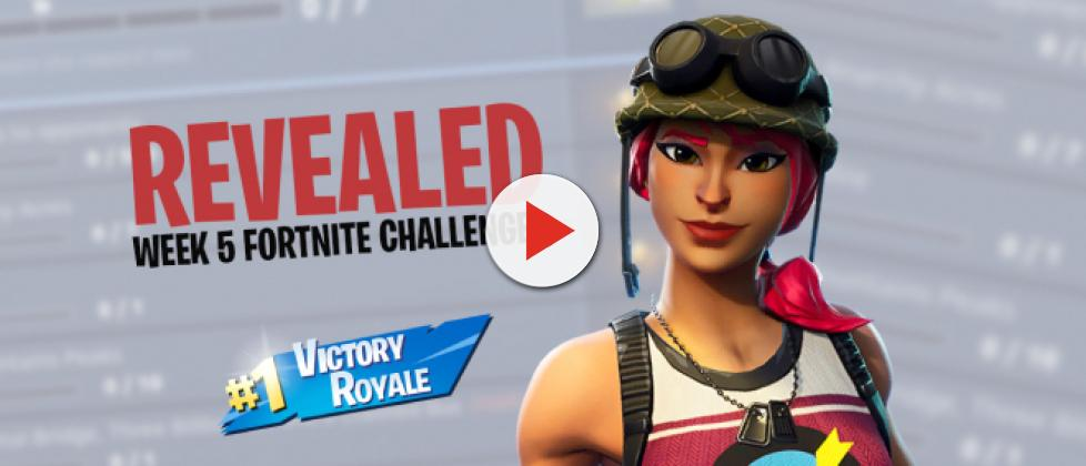 Fortnite Battle Royale: Season 6, week 5 challenges revealed, include vehicle challenges