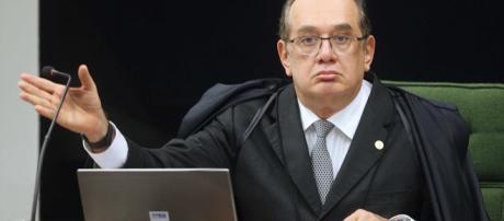 Gilmar Mendes, do STF, critica Eduardo Bolsonaro na Suprema Corte
