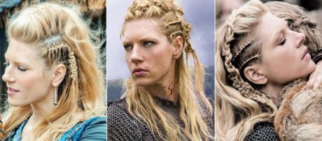 Lagerta em Vikings - Reprodução / History