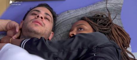 Luane se decepciona com Leo Stronda, após peão recusar proposta