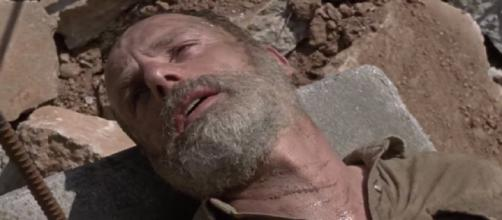 Andrew Lincoln plays Rick Grimes character in the show. Photo: screencap via We Got This Covered/ YouTube