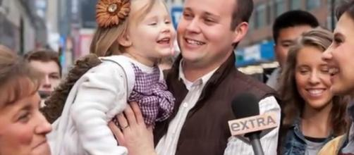 Josh Duggar liked the spotlight. - [Alaskan TV / YouTube screencap]