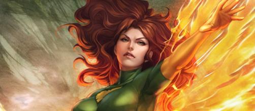 Enquanto portadora da Força Fêni, Jean tem o poder da vida e da morte em suas mãos.