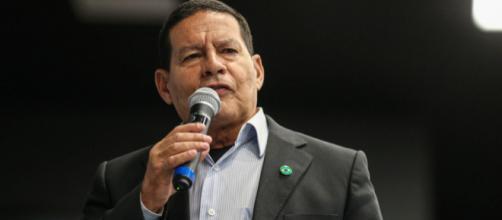 General Hamilton Mourão, vice de Jair Bolsonaro