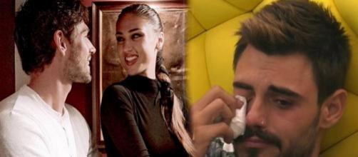 GF Vip: Monte piange per Cecilia, lei dedica un messaggio d'amore a Ignazio su Instagram