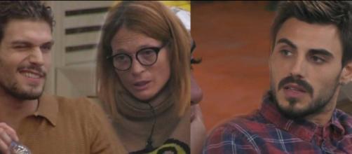 Grande Fratello Vip: Elia respinge Jane, mentre Monte considera Giulia un'amica.