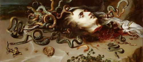 Head of Medusa- Pieter Paul Rubens