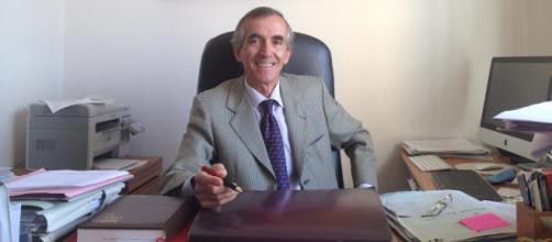 Ignazio Manca, coordinatore del nord-ovest Sardegna per la Lega-Salvini
