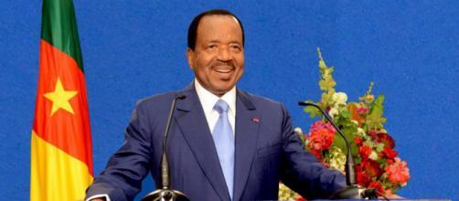 Le président Paul Biya du Cameroun (c) Google