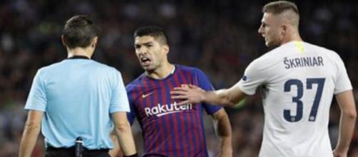 L'Inter crolla a Barcellona per 2-0