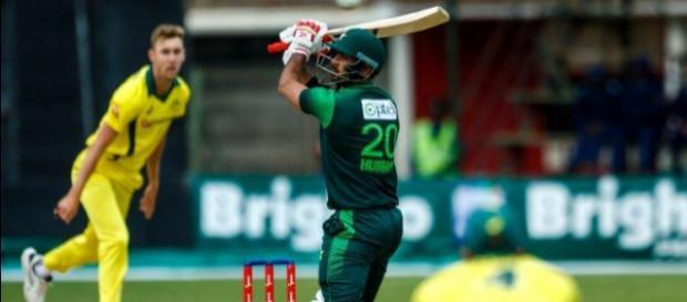 Australia vs Pakistan: T20 Tri-series live streaming on PTV Sports (Image via ICC/Twitter)