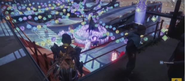 Festival of the Lost has just entered its second week. [Image source: xHOUNDISHx/YouTube]