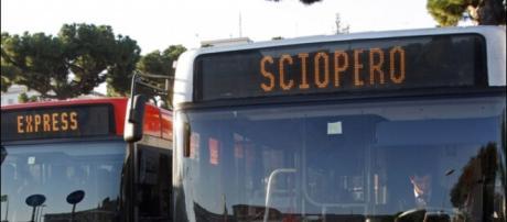 Sciopero treni e autobus del 26 ottobre