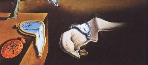 A persistência da memória, 1931.