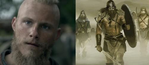 Björn Ironside em Vikings. (Reprodução/History)