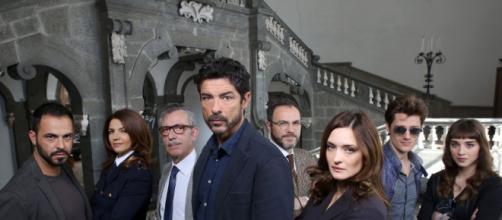 Il cast della serie tv I Bastardi di Pizzofalcone