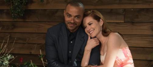 """Sarah Drew: 'Con Jesse Williams è nato un rapporto lavorativo davvero speciale"""""""