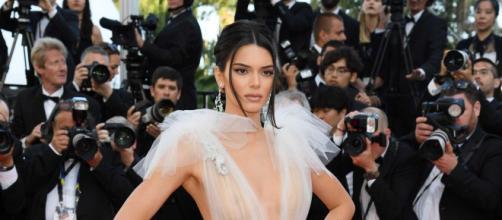 Kendall Jenner, do clã Kardashian, se tornou uma das principais modelos do mundo.