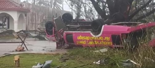 More Super Typhoon Yutu footage from our neighbors in the CNMI [Image courtesy – kuamnews YouTube video]