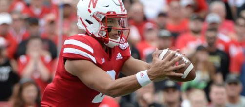 Nebraska football: Adrian Martinez staking his case for best freshman quarterback [Image via gossipela.com/YouTube]