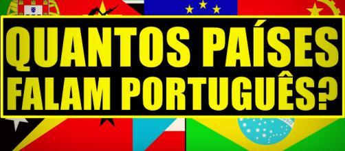O português é a língua oficial em alguns países além do Brasil