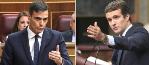 Pedro Sánchez ha roto definitivamente las relaciones con Pablo Casado