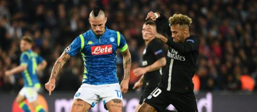 PSG steal a point at home against Napoli after Di Maria screamer - fansided.com