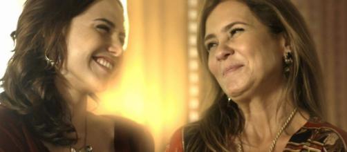 Rosa começará a espionar Laureta. (foto reprodução).