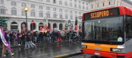 sciopero 26 ottobre, chi aderisce a roma