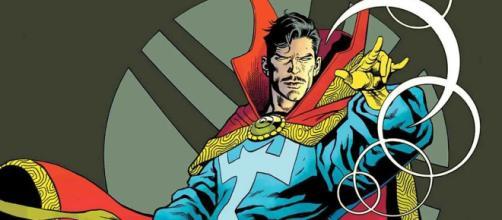Stephen Strange é o Mago SUpremo e um dos heróis sobrenaturais da Marvel.
