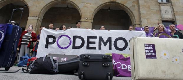 Bertín Osborne se querella contra Podemos