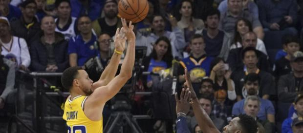 Curry explodes for 51 points as Golden State drops Washington, 144 ... - bulletsforever.com