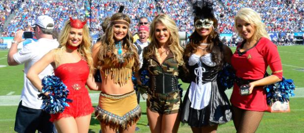 Halloween invades the NFL this weekend. [Image NFL.com/YouTube]